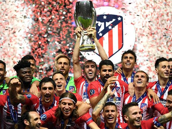 "UEFA Superkubokunu ""Atletiko"" qazandı - <span class=""color_red"">YENİLƏNİB - VİDEO - FOTO</span>"