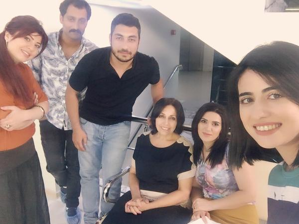 """Tanınmış azərbaycanlı aktrisanın sevgi dramı: <span class=""""color_red"""">4 ildən sonra nəhayət ki... - FOTO</span>"""
