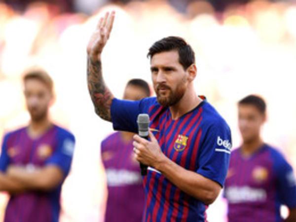 """Messi yeni mövsümdə """"Barselona""""nın əsas <span class=""""color_red"""">HƏDƏFİNİ AÇIQLADI</span>"""