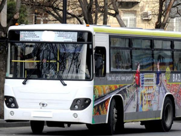 Bakı-Sumqayıt avtobuslarında gediş haqqı endirildi