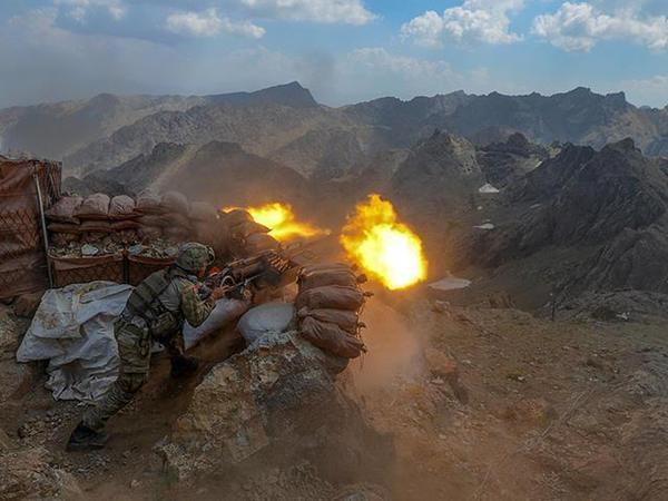 """PKK ilə Türkiyə əsgərləri arasında atışma: <span class=""""color_red"""">4 şəhid, 3 yaralı</span>"""