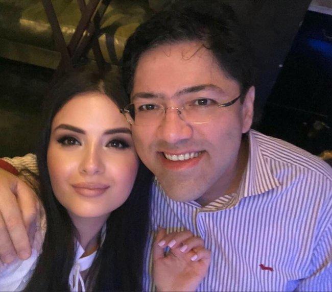 """Aysel həyat yoldaşı ilə fotosunu paylaşdı: """"Mənim ürəyim"""" - FOTOLAR"""