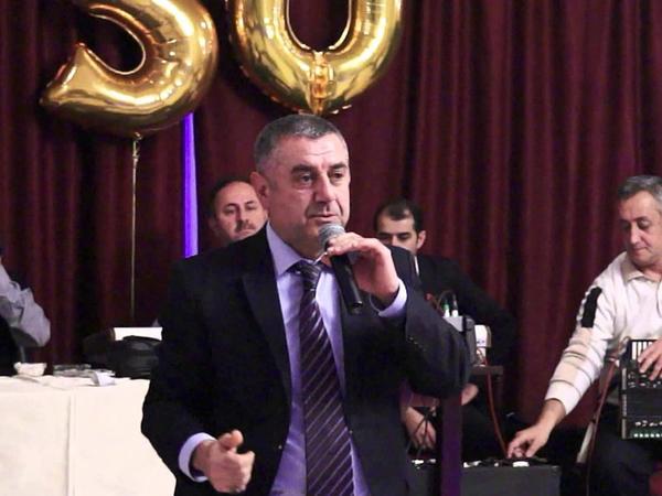 """Azərbaycanlı sənətçi oğluna """"palatka"""" toyu etdi - VİDEO - FOTO"""