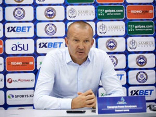 "Roman Qriqorçuk ""Astana"" klubunu tərk edib"