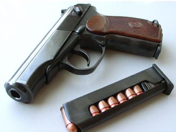 Bərdə rayon sakinindən silah-sursat götürülüb