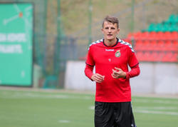 """""""Keşlə"""" Litva millisinin futbolçusunu transfer etdi"""