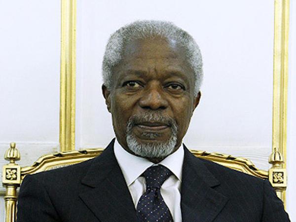 BMT-nin keçmiş baş katibi Kofi Annan vəfat etdi