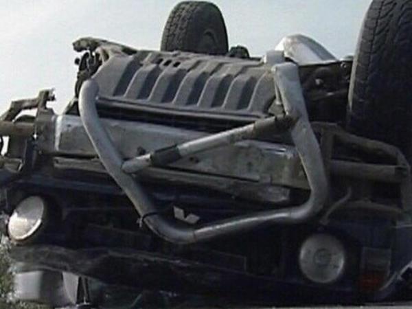 """Zərdabda çobanlar Jeep-də qəzaya düşüblər: <span class=""""color_red"""">3 yaralı</span>"""