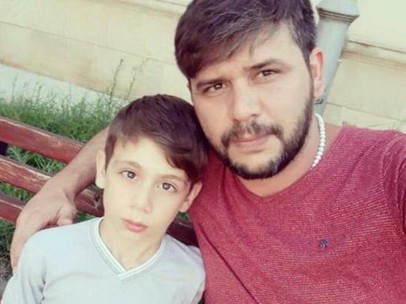 Azərbaycanlı aktyora AĞIR İTKİ - oğlu dünyasını dəyişdi - FOTOLAR