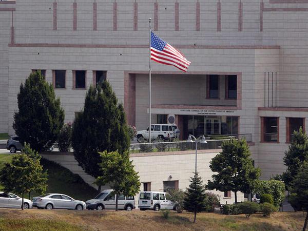 ABŞ-ın Ankaradakı səfirliyi atəşə tutuldu