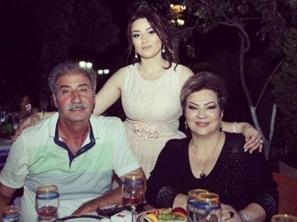 """Afaq Bəşirqızından həyat yoldaşına: """"Sənsiz bir anım olmasın"""""""