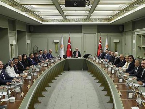 AKP rəhbərliyi bəlli oldu