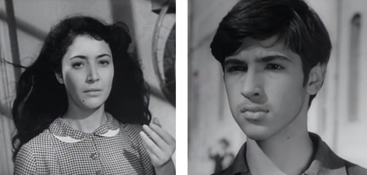 """""""Namiq və anası"""" - """"Bizim Cəbiş müəllim""""in məşhur qəhrəmanları 49 il sonra yenidən bir arada - FOTO"""