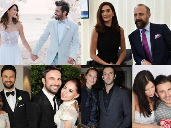 Fanatları ilə evlənən məşhurlar - FOTO