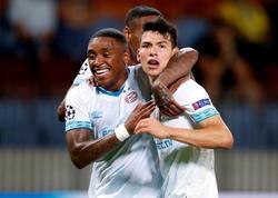 Çempionlar Liqası: BATE PSV-yə uduzdu, digər 2 oyunda heç-heçə
