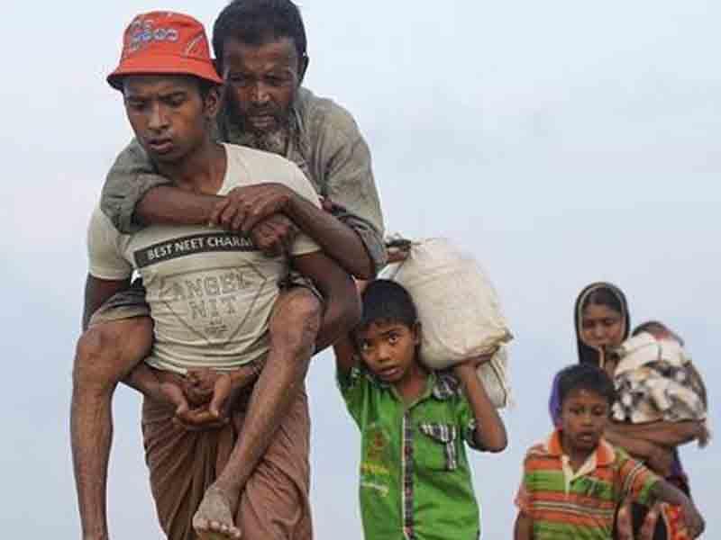 Myanmardakı Arakanlı müsəlmanlar zülm altında yaşayırlar