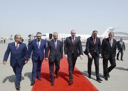 Mamuka Baxtadze Azərbaycana gəlib