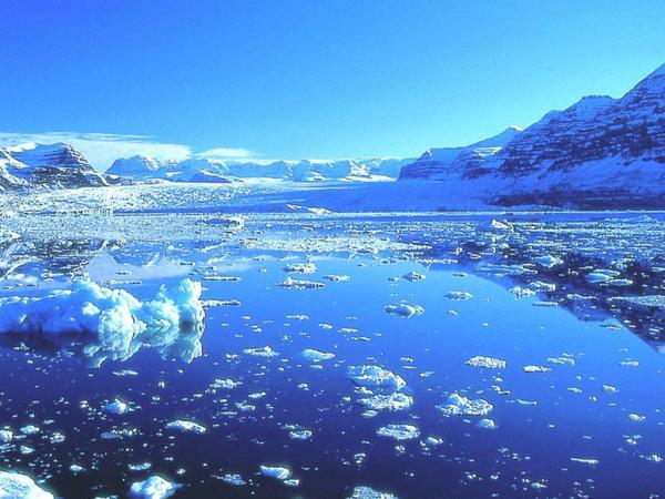 Antarktida sahillərində 5,5 bal gücündə zəlzələ baş verib