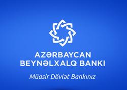 """Beynəlxalq Bank özəlləşdiriləcək - <span class=""""color_red"""">Müzakirələr aparıldı</span>"""