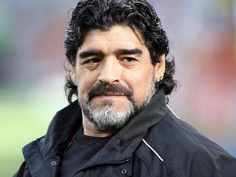 Maradona vəfat etdi - VİDEO