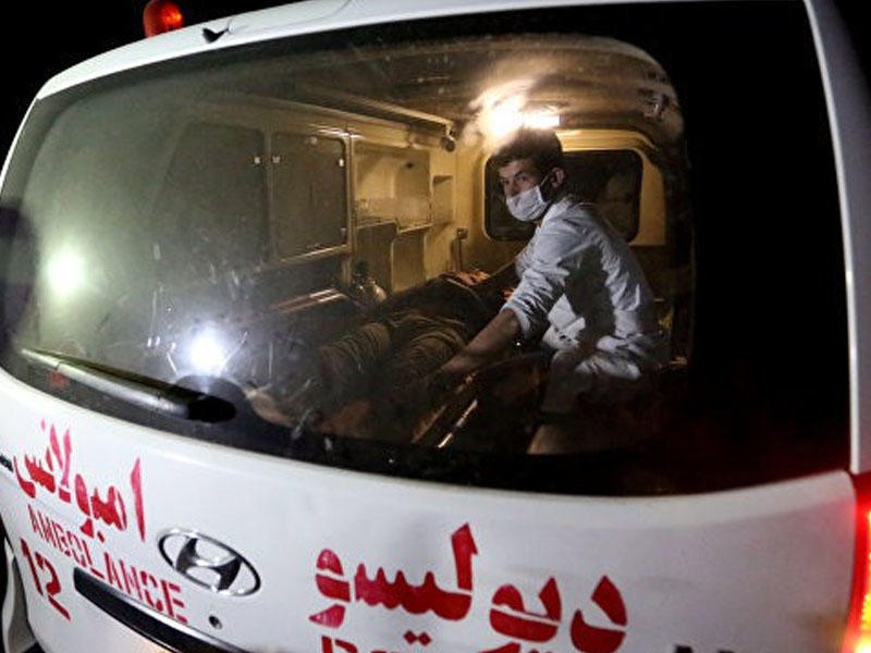 Əfqanıstanda dəhşətli qəza: 15 nəfər öldü, 25-i yaralandı