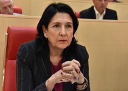 Gürcüstanın hakim partiyası prezident seçkilərində dəstəkləyəcəyi namizədin adını açıqlayıb