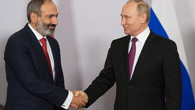 Paşinyan Moskvada sərsəm bəyanat verdi: Qarabağ Ermənistanın tərkib hissəsidir...
