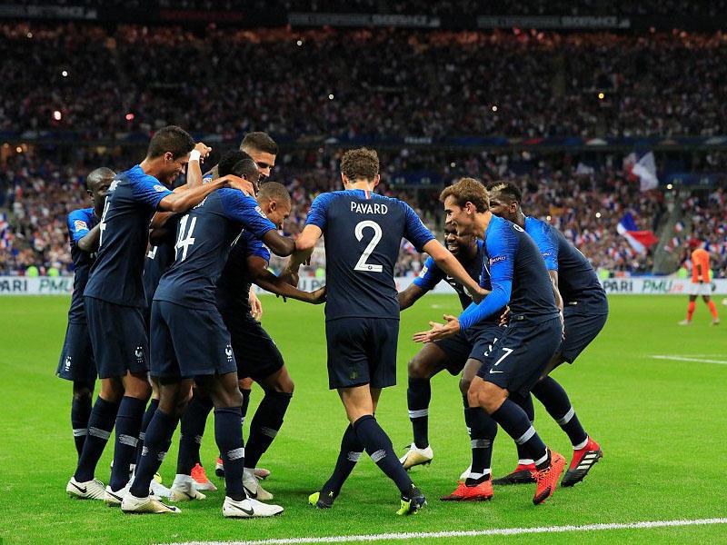 Fransa Hollandiyanı məğlub etdi