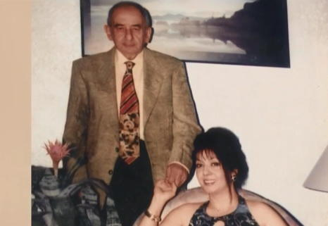 Azərbaycanlı məşhurun 25 yaş kiçik həyat yoldaşı: Gecəmiz gözəl keçdi - VİDEO - FOTO