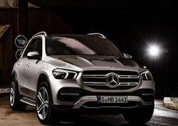 """""""Mercedes-Benz"""" yeni avtomobillərini təqdim edib"""