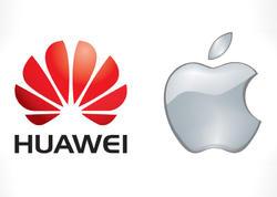 Huawei Apple-i ələ saldı - VİDEO