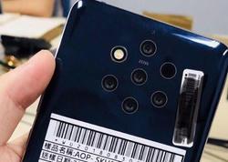 5 kameralı Nokia-nın batareya həcmi məlum oldu