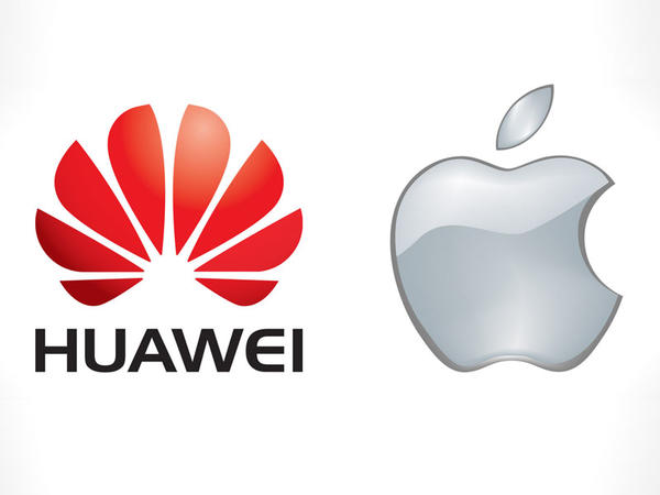Huawei Apple-i ələ saldı - VİDEO
