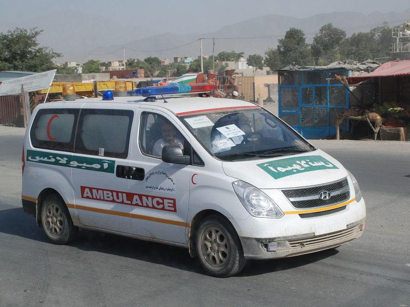 Əfqanıstanda avtomobil partladıldı: yaralılar var