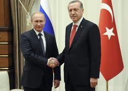 Türkiyə və Rusiya prezidentləri arasında görüş başlayıb