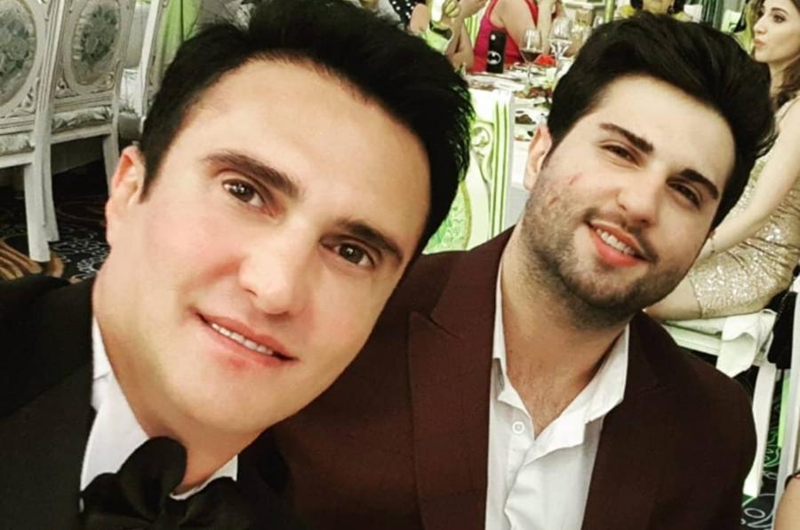 Nadir Qafarzadə oğlu ilə FOTOsunu yaydı