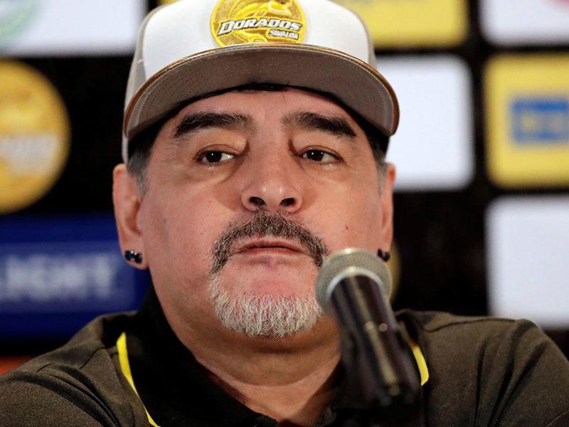 Maradona Meksika klubunda nə qədər qazanacaq?