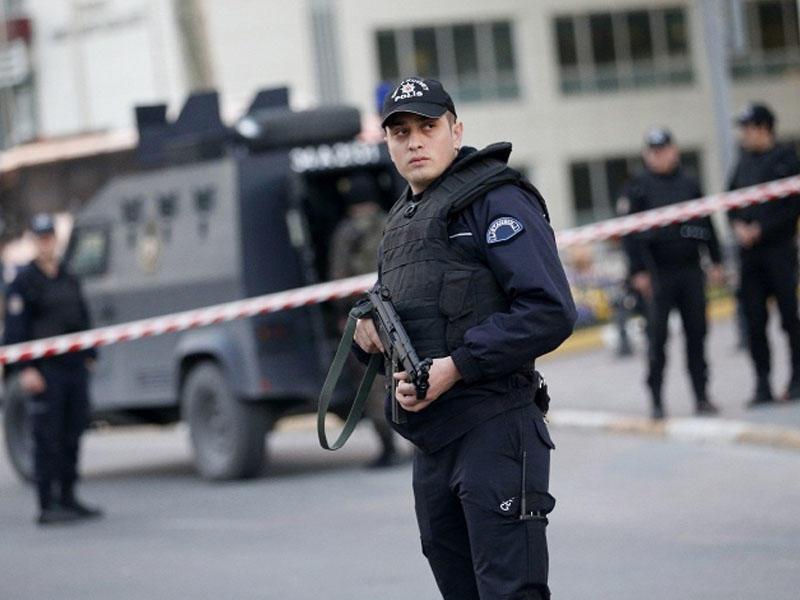 Ankarada əməliyyat - İŞİD-in 4 üzvü saxlanılıb