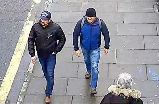 Rusiyanın iki kəşfiyyatçısı tutuldu - FOTO