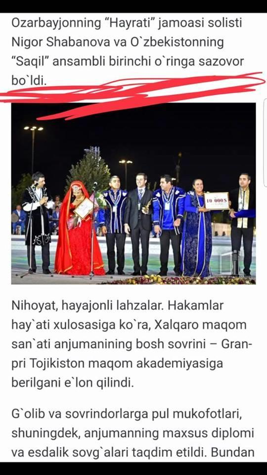I Beynəlxalq muğam (makom) sənəti Forumunda Azərbaycan yüksək səviyyədə təmsil olunub - FOTO - VİDEO