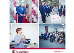 Kapital Bank İnsan kapitalı Akademiyasını açdı