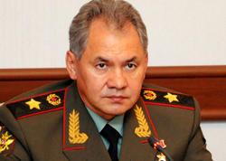 Sergey Şoyqu: İdlibdə hərbi əməliyyatlar aparılmayacaq