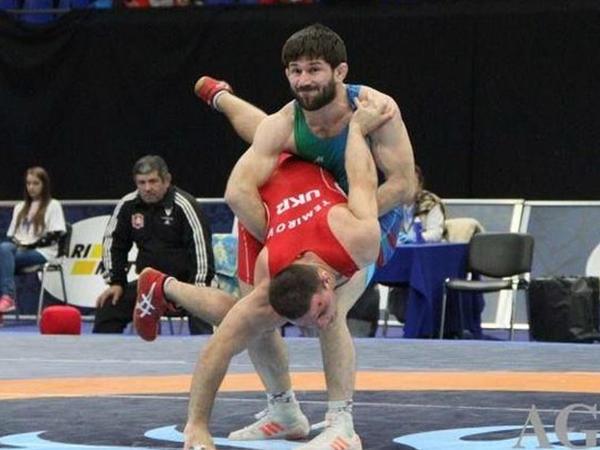 Taleh Məmmədov Minskdə çempion oldu
