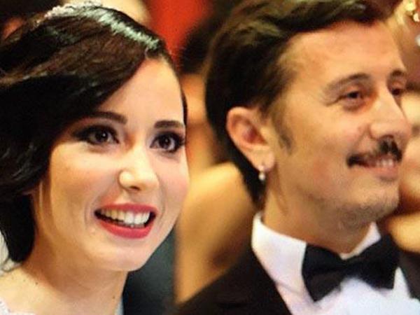 Türkiyəli aktrisa ana oldu - FOTO