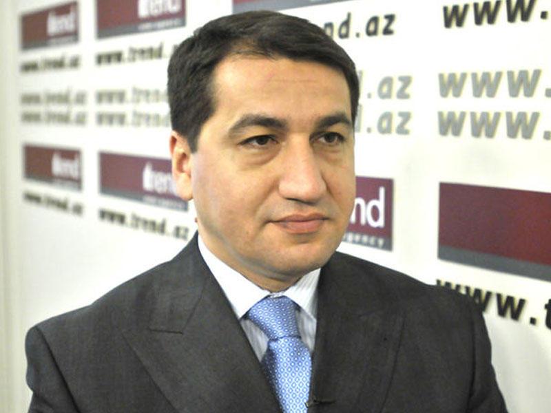 Hikmət Hacıyevə Prezident Administrasiyasında yüksək vəzifə verildi