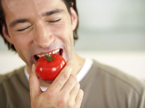 Pomidor kişiləri ürək insultundan qoruyur