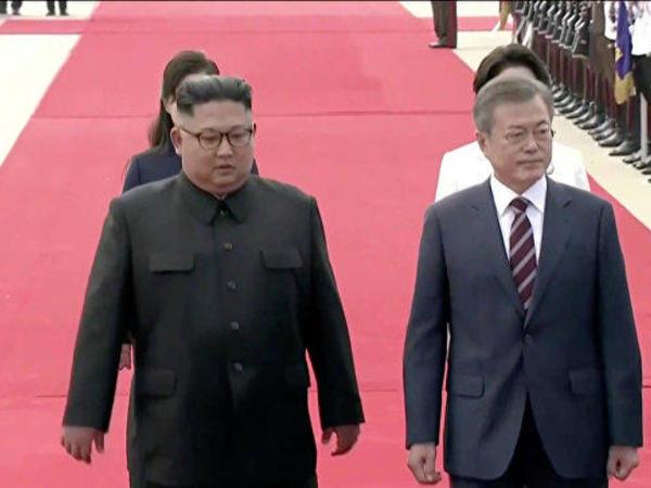 KXDR və Cənubi Koreya hərbi sahədə razılaşma imzalayıblar