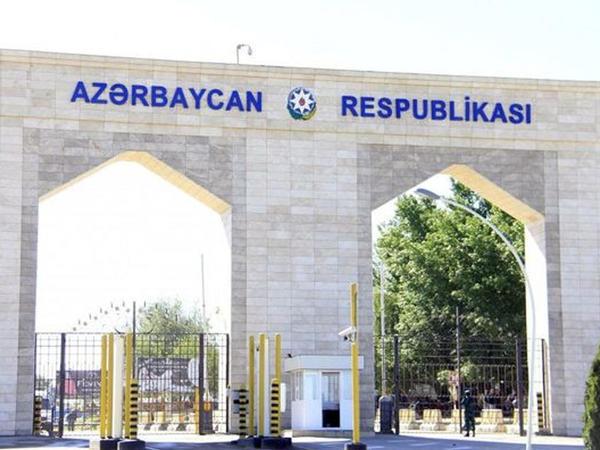 Azərbaycandan Rusiyaya gedən onlarla yük maşını saxlanıldı - VİDEO