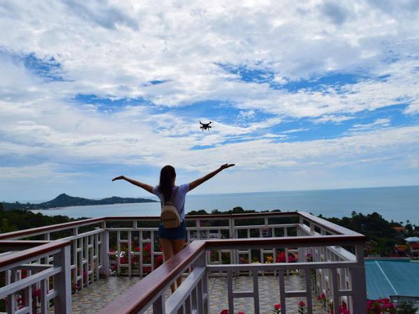 Tailandda istirahət üçün ən gözəl məkan - FOTO