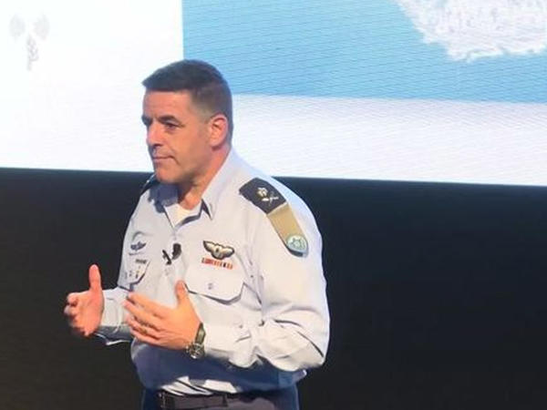 İsrail Hərbi-Hava Qüvvələrinin komandanı Rusiyaya hesabat verdi